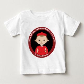 St. Charles Borromeo Baby T-Shirt