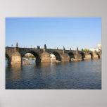 St. Charles Bridge, Prague Posters