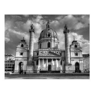 St. Charles' Church, Vienna Postcard