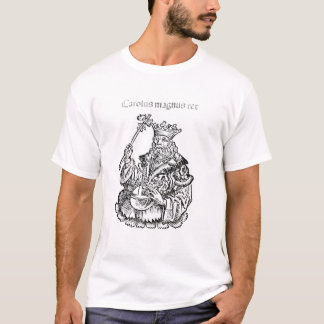 St. Charles  from 'Liber Chronicarum' T-Shirt