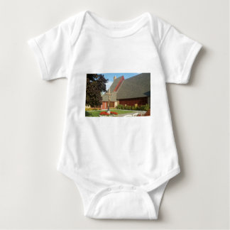 St_Charles.jpg Baby Bodysuit