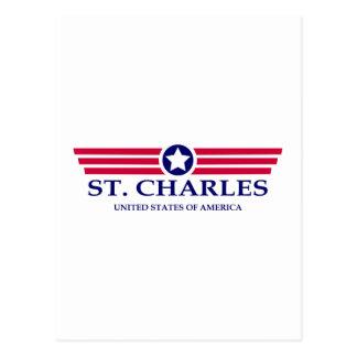 St. Charles Pride Postcard