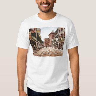 St. Charles Street New Orleans 1900 Shirt
