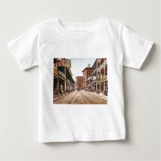 St. Charles Street New Orleans 1900 Tee Shirt