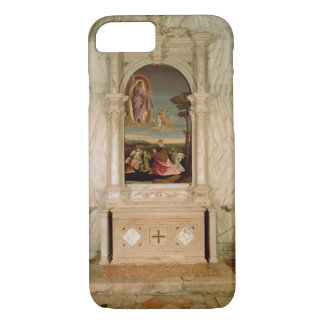 St. Christina Altarpiece iPhone 8/7 Case