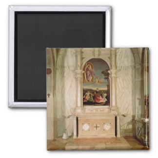 St. Christina Altarpiece Magnet