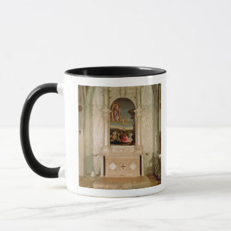 St. Christina Altarpiece Mug