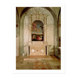 St. Christina Altarpiece Postcard