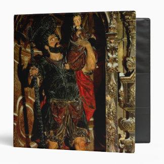 St. Christopher, 1597 3 Ring Binder