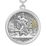 St Christopher 1 Necklace