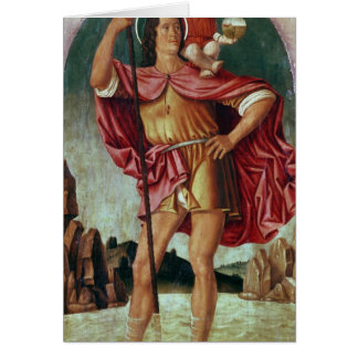 St. Christopher Card