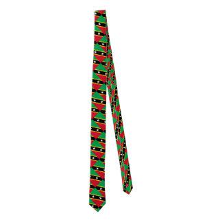 St Christopher Nevis señala por medio de una Corbata