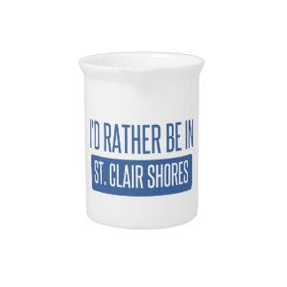 St. Clair Shores Pitcher