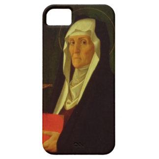 St. Clare, c.1485-90 (tempera on panel) iPhone SE/5/5s Case