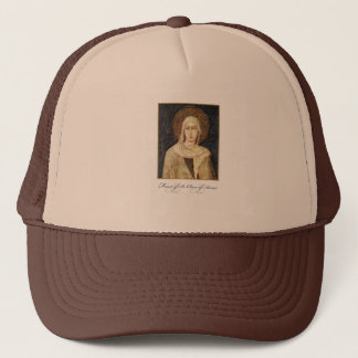 St. Clare of Assisi Feast Day Blessings Trucker Hat