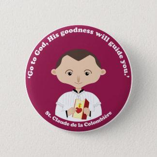 St. Claude La Colombiere Button