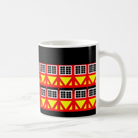 St. Clemen's Courtyard Coffee Mug
