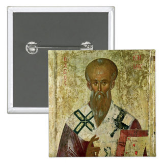 St. Clement, 14th-15th century Button