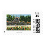 St. Clement's College Grotto Stamp