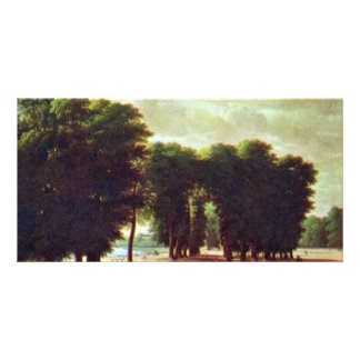 St Cloud 1 By Pieter Rudolph Kleijn Customized Photo Card