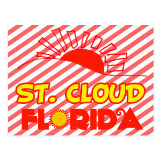 St. Cloud, Florida Postcard