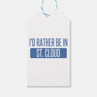 St. Cloud Gift Tags