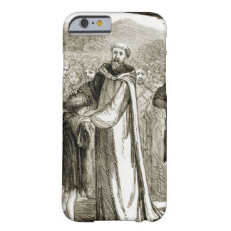 St. Columba blesses a wild boy, from 'The Trias Th Barely There iPhone 6 Case