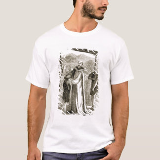 St. Columba blesses a wild boy, from 'The Trias Th T-Shirt