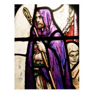 St. Columba Postcard
