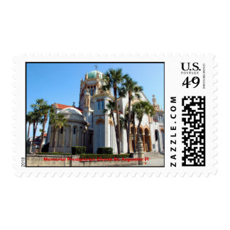 St conmemorativo de la iglesia presbiteriana. … sellos