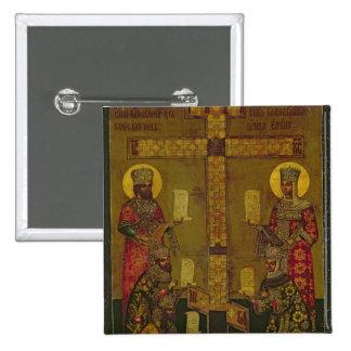 St. Constantina y St. Helena Pin