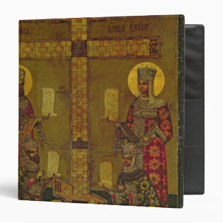 St. Constantine and St. Helena 3 Ring Binder