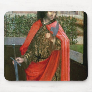 St. Crispin, 16th century Mouse Pad