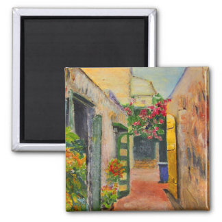 St. Croix Alley 2 Inch Square Magnet
