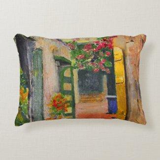 St. Croix Alley Accent Pillow
