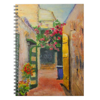 St. Croix Alley Notebook