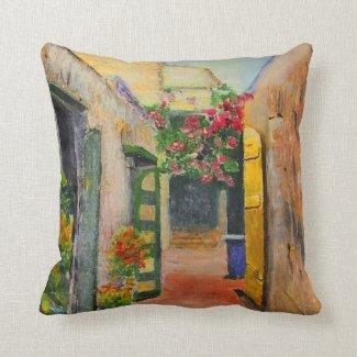 St. Croix Alley Pillow
