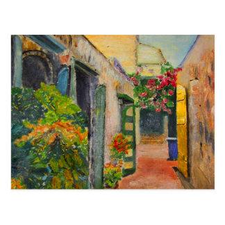 St. Croix Alley Postcard