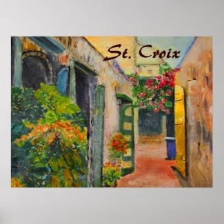 St. Croix Alley
