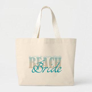 St Croix Beach Bride Beach Bag