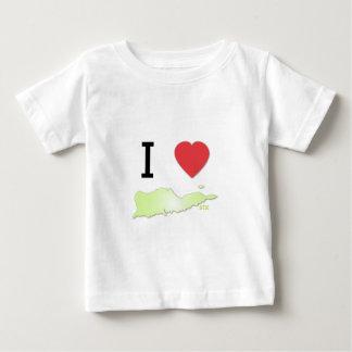 St Croix del corazón I Camisas
