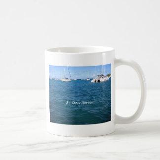 St. Croix Harbor Coffee Mug