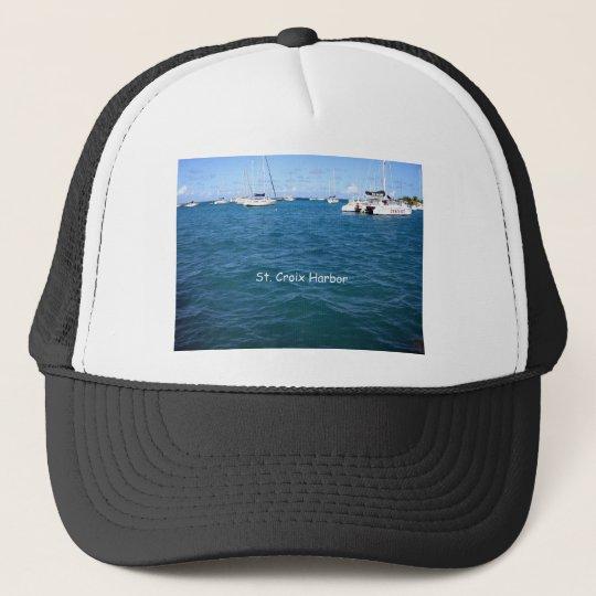 St. Croix Harbor Trucker Hat