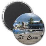 St. Croix Imán Para Frigorifico