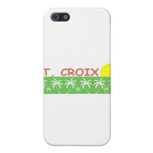 St. Croix, Islas Vírgenes de los E.E.U.U. iPhone 5 Protectores