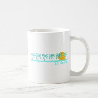 St Croix Islas Vírgenes de los E E U U Taza De Café