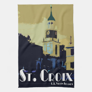 St. Croix kitchen towel