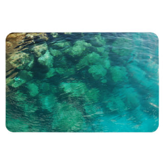 St. Croix, océano de USVI Imán De Vinilo