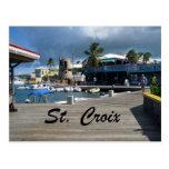 St. Croix Post Card