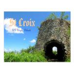 St Croix Sugar Mill Postcards